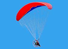 Parachute Aircraft