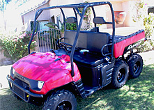 Six Wheeler ATVs