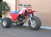 Three Wheeler ATVs