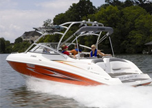 Ski and Wakeboard Boats