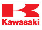 Kawasaki logo on CycleTrader.com