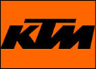 KTM logo on CycleTrader.com