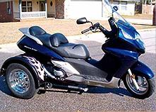 Trike Motorcycles