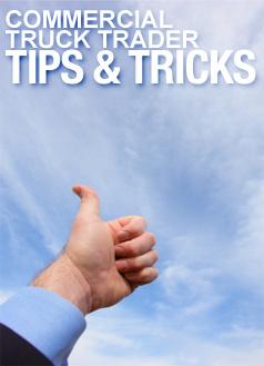 Truck Trader Tips & Tricks