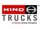 Hino logo on CommercialTruckTrader.com