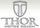 THOR MOTOR COACH logo on RVTrader.com