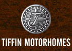 Tiffin logo on RVTrader.com